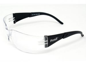 FOG3 Clear Anti-Fog Motorcycle Glasses/Sunglasses