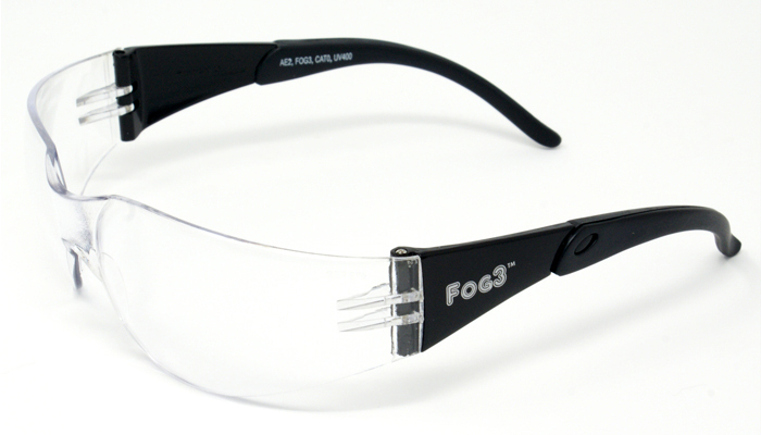 AE2 Clear Antifog Motorcycle and Sports Glasses
